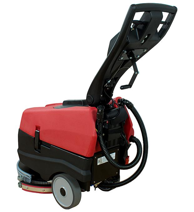 Turbolava 365 BAT Italian automatic floor scrubber