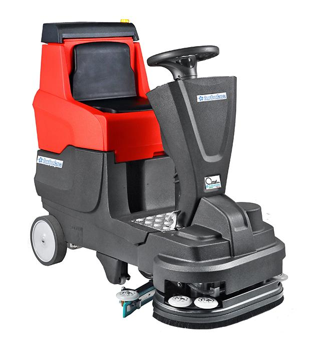 Turbolava HILO 65 Italian ride on floor scrubbers
